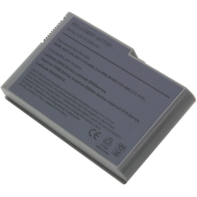 Dell Latitude D610 batterie