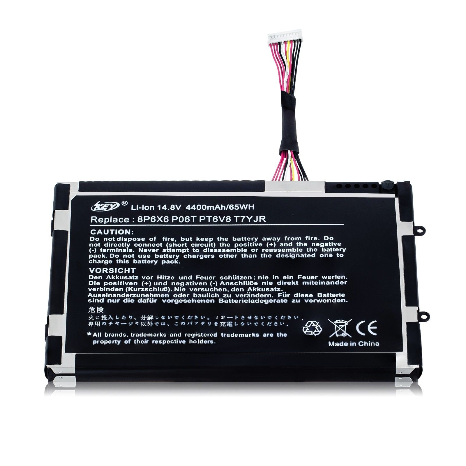 Dell Alienware M11x R1 Series batterie